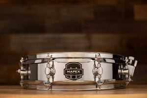 MAPEX MPX 13 X 3.5 STEEL SNARE DRUM