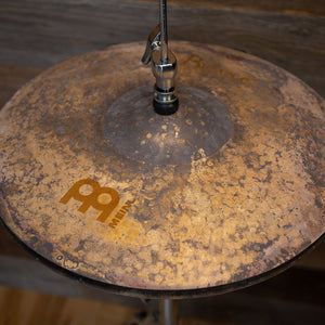 "MEINL 14"" BYZANCE VINTAGE PURE HI-HAT CYMBALS (PAIR)"