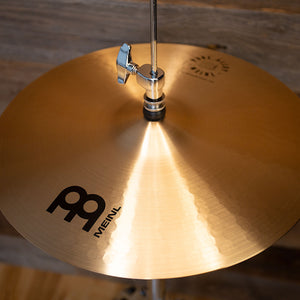 "MEINL 14"" PURE ALLOY MEDIUM HI-HAT CYMBALS (PAIR)"