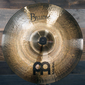 "MEINL 16"" BYZANCE BRILLIANT MEDIUM CRASH CYMBAL"