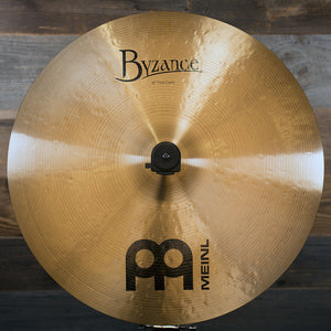 "MEINL 16"" BYZANCE TRADITIONAL THIN CRASH CYMBAL"