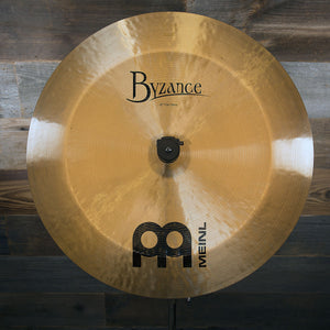 "MEINL 18"" BYZANCE TRADITIONAL FLAT CHINA CYMBAL"