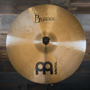 "MEINL 18"" BYZANCE TRADITIONAL MEDIUM CRASH CYMBAL"
