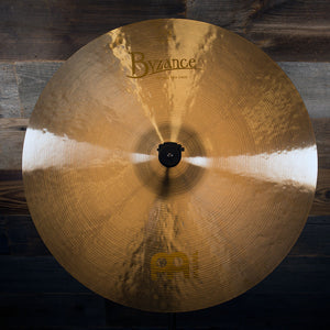"MEINL 20"" BYZANCE JAZZ THIN CRASH CYMBAL"
