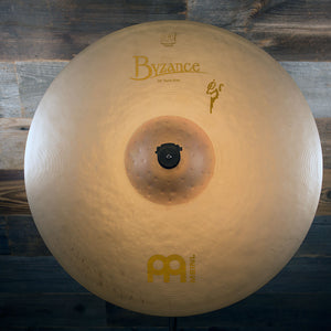 "MEINL 20"" BYZANCE VINTAGE SAND RIDE BENNY GREB SIGNATURE"