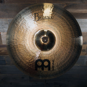 "MEINL 21"" BYZANCE BRILLIANT MEDIUM RIDE CYMBAL"