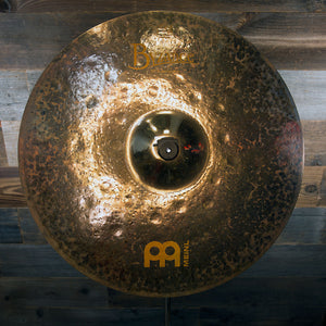 "MEINL 21"" BYZANCE EXTRA DRY TRANSITION RIDE CYMBAL MIKE JOHNSTON SIGNATURE"