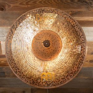 "MEINL 21"" BYZANCE JAZZ NUANCE RIDE CYMBAL RALPH PETERSON SIGNATURE MODEL"