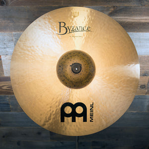 "MEINL 21"" BYZANCE TRADITIONAL POLYPHONIC RIDE CYMBAL"