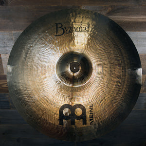 "MEINL 22"" BYZANCE BRILLIANT MEDIUM RIDE CYMBAL"