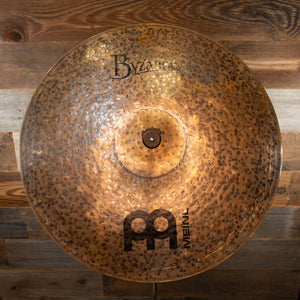 "MEINL 22"" BYZANCE DARK BIG APPLE DARK RIDE CYMBAL"