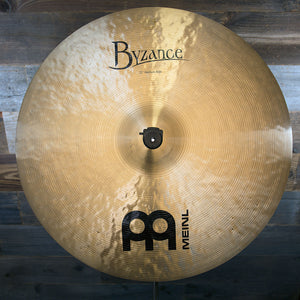 "MEINL 22"" BYZANCE TRADITIONAL MEDIUM RIDE CYMBAL"