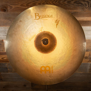 "MEINL 22"" BYZANCE VINTAGE SAND RIDE BENNY GREB SIGNATURE"