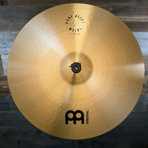 "MEINL 22"" PURE ALLOY MEDIUM RIDE CYMBAL"
