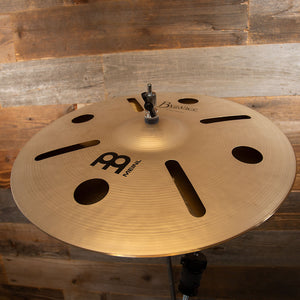 "MEINL ARTIST CONCEPT ANIKA NILLES 18""/18"" DEEP HATS (PAIR) + WITH X-HAT AUXILIARY HI-HAT ARM"
