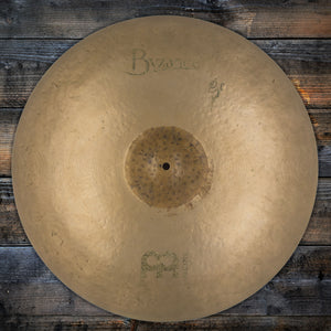 "MEINL 22"" BYZANCE VINTAGE SAND RIDE BENNY GREB SIGNATURE (PRE-LOVED)"