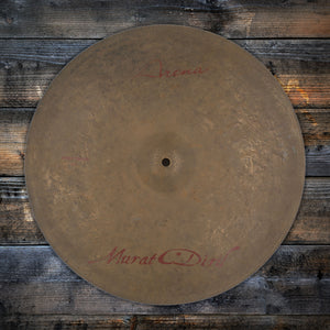 "MURAT DIRIL ARENA 17"" THIN CRASH CYMBAL (PRE-LOVED)"