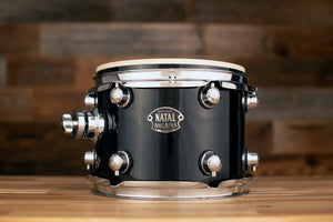 NATAL 10 X 8 ARCADIA TOM, BLACK, NEEDS PARTS