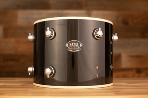 NATAL 12 X 9 ARCADIA TOM, BLACK, PARTS DRUM