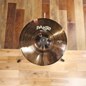 "PAISTE 10"" 900 SERIES SPLASH CYMBAL SN0180"