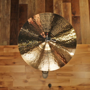 "PAISTE 13"" SIGNATURE DARK CRISP HI-HATS (PAIR)"
