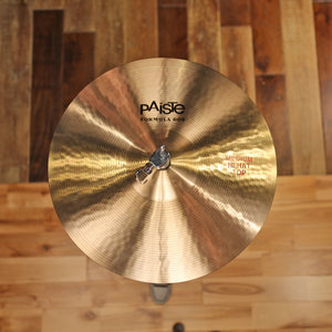 "PAISTE 14"" FORMULA 602 MEDIUM HI-HATS (HI-HAT CYMBAL PAIR)"