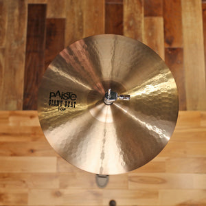 "PAISTE 14"" GIANT BEAT HI-HAT CYMBALS (PAIR)"