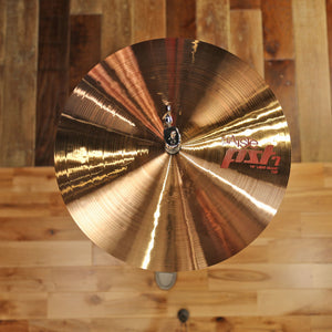 "PAISTE 14"" PST 7 LIGHT HI-HAT (PAIR)"