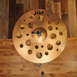 "PAISTE 14"" PSTX SWISS HATS (HI-HAT PAIR) SN203"