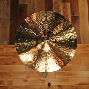 "PAISTE 14"" SIGNATURE DARK CRISP HI-HATS (PAIR)"