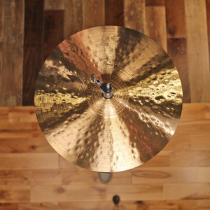 "PAISTE 14"" SIGNATURE TRADITIONALS MEDIUM LIGHT HI-HAT CYMBAL PAIR"