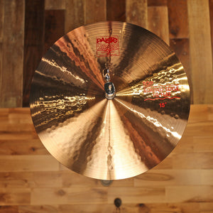 "PAISTE 15"" 2002 SOUND EDGE HI-HATS (PAIR)"