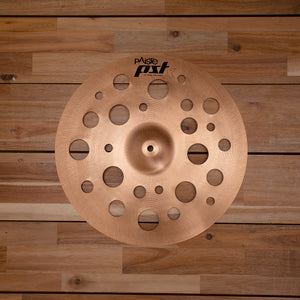 "PAISTE 16"" PSTX SWISS THIN CRASH CYMBAL SN0229"