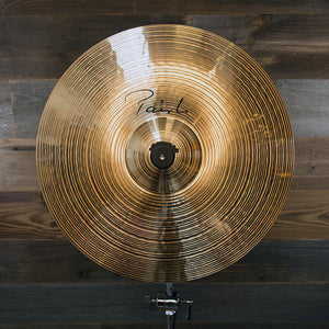 "PAISTE 16"" SIGNATURE FAST CRASH CYMBAL"