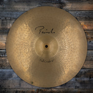 "PAISTE 16"" SIGNATURE FULL CRASH CYMBAL (PRE-LOVED)"