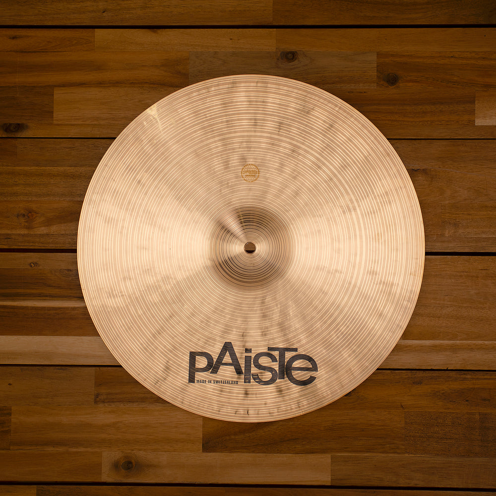 Paiste Masters Dark Crash 17 in.