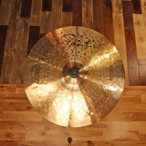 "PAISTE 17"" SIGNATURE DARK ENERGY CRASH CYMBAL MARK 1"