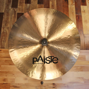 "PAISTE 18"" FORMULA 602 MODERN ESSENTIALS CHINA CYMBAL SN0016"