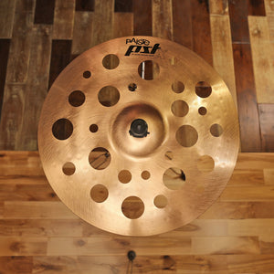 "PAISTE 18"" PSTX SWISS MEDIUM CRASH CYMBAL"