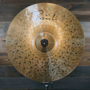 "PAISTE 18"" SIGNATURE DARK ENERGY CRASH CYMBAL MARK 1"