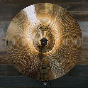 "PAISTE 18"" SIGNATURE FAST CRASH CYMBAL"