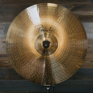 "PAISTE 18"" SIGNATURE FAST MEDIUM CRASH CYMBAL"