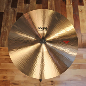 "PAISTE 20"" FORMULA 602 MEDIUM RIDE CYMBAL (EX-GONG ROOM)"