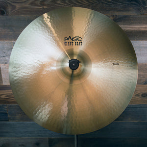"PAISTE 20"" GIANT BEAT THIN CYMBAL"