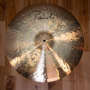 "PAISTE 20"" SIGNATURE DARK ENERGY RIDE CYMBAL MARK 2 ( MK II )"