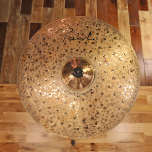 "PAISTE 20"" SIGNATURE DARK ENERGY RIDE CYMBAL MARK 1 ( MK I )"