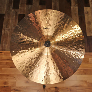 "PAISTE 20"" SIGNATURE TRADITIONALS LIGHT RIDE CYMBAL"