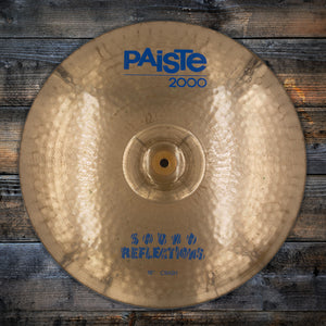 "PAISTE 18"" 2000 SOUND REFLECTIONS CRASH CYMBAL (PRE-LOVED)"