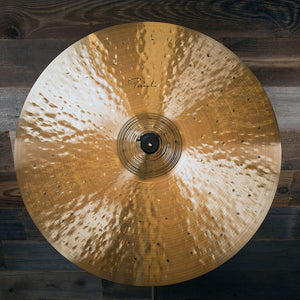 "PAISTE 22"" SIGNATURE TRADITIONALS LIGHT RIDE CYMBAL"