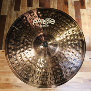 "PAISTE 24"" 900 SERIES MEGA RIDE CYMBAL"